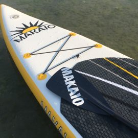 MAKAIO RACE-TEC 12.6 – Inflatable SUP Race-/Tourenboard