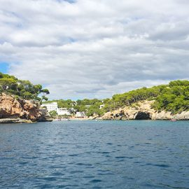 Mallorca Cala Llombards – Cala Santanyi
