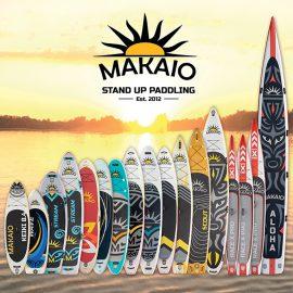 Design für MAKAIO SUP
