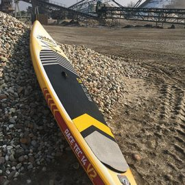 MAKAIO RACE TEC 14 V2 – inflatable Race Board